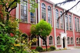 Sino-British College, Shanghai Building