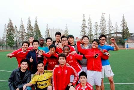 Sino-British College, Shanghai Football