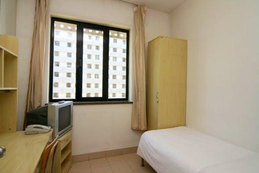 Tsinghua University Accommodation Room
