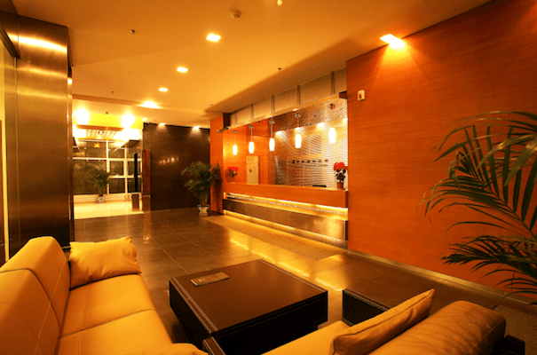 DUFE OFF-CAMPUS ACCOMMODTION ZHONGCHEN RECEPTION