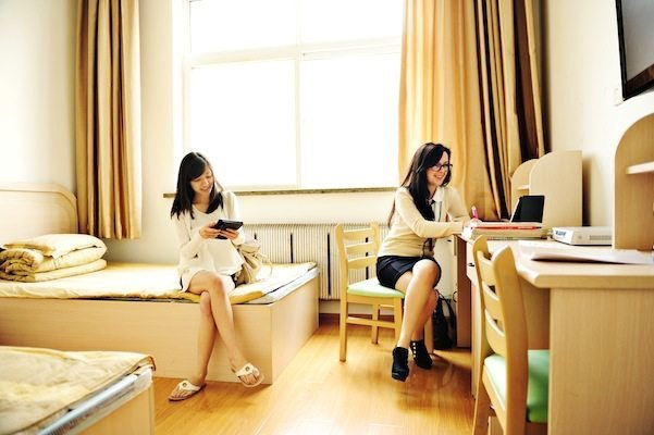 dufe accommodation dorm students