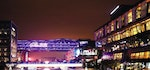 Ningbo central business district