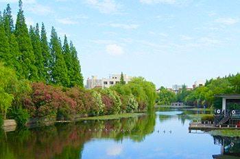 ECNU The Liwa River Zhongbei Campus