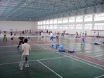 SHNU Badminton Hall of Xuhui Campus