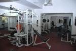 SHNU Indoor Bodybuilding Room