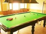 SHNU Snooker Table of International Students Center