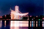 Shenyang City Hun River Night Piece 3