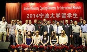 Ningbo-University International Students