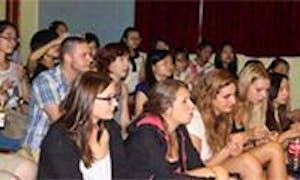 Ningbo University Students Class
