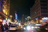 Gogol-Street-(Guogeli-Dajie)-at-night