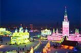 Harbin International Snow and Ice Festival