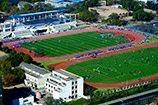 TJU sports fields