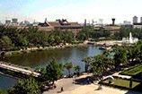 Tianjin University Lake