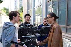 beijing film academy internaltional students