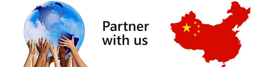 Partner with us China Admissions