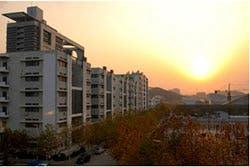 China University of Petroleum – East China (UPC) Building
