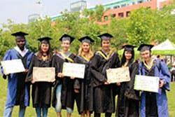 China University of Petroleum – East China (UPC) Graduation