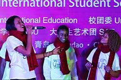 China University of Petroleum (UPC) - International Students Singing