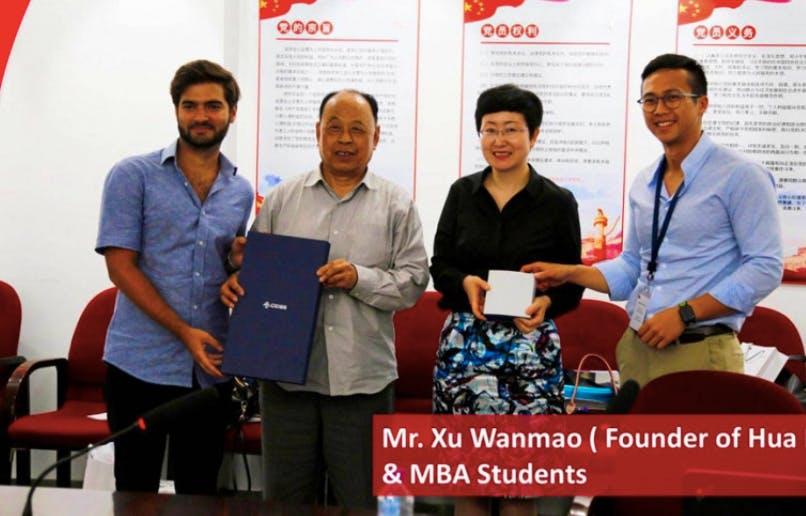 CEIBS MBA China Module Photo • China Admissions