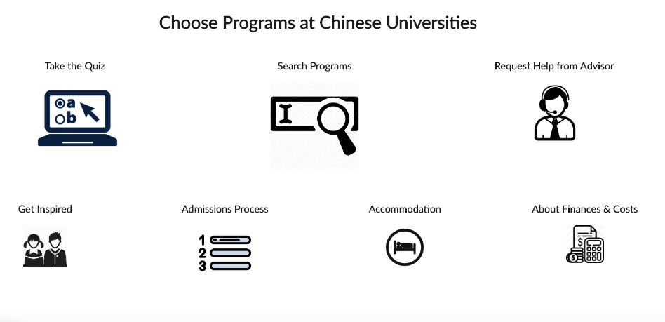 How to choose programs at Chinese Universities? • China