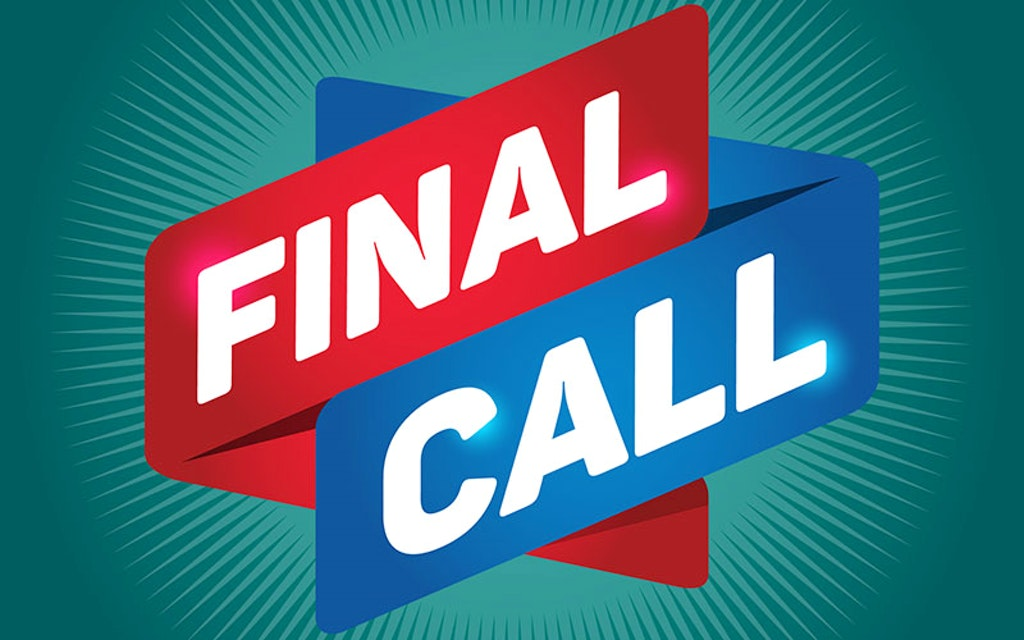 FINAL CALL – Universities Still Open for September 2019 Intake