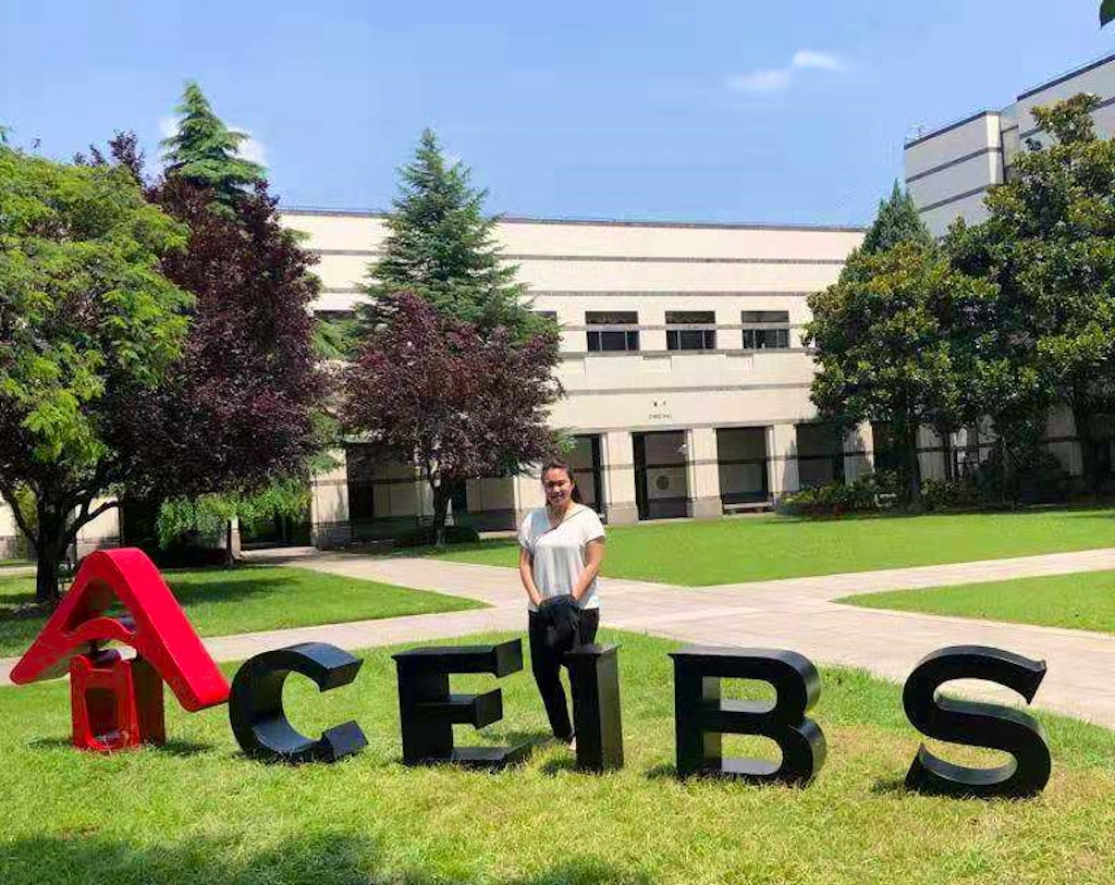 Why Pursue an MBA at CEIBS China? An Interview with Fay