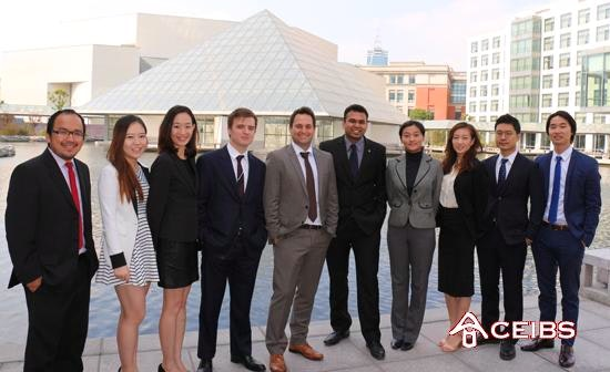 what makes ceibs mba different