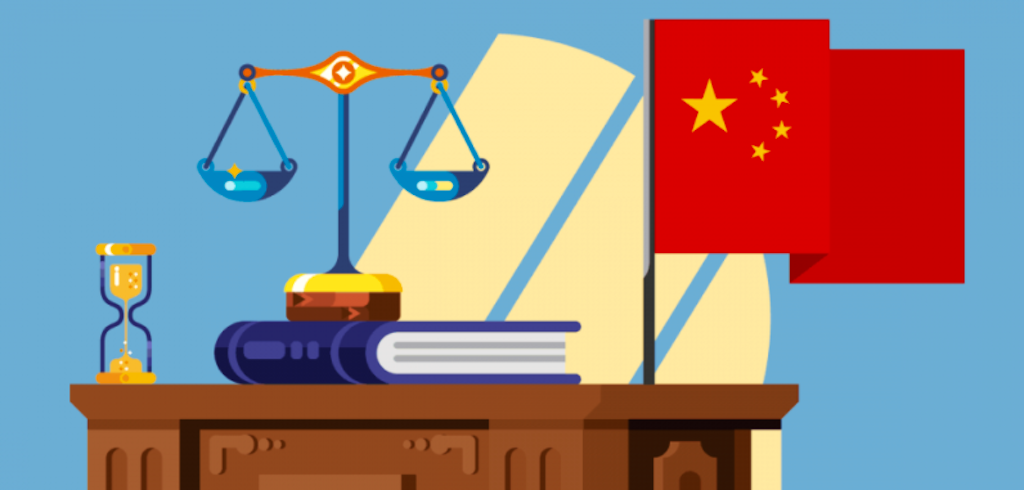 New Online Course about Chinese Law