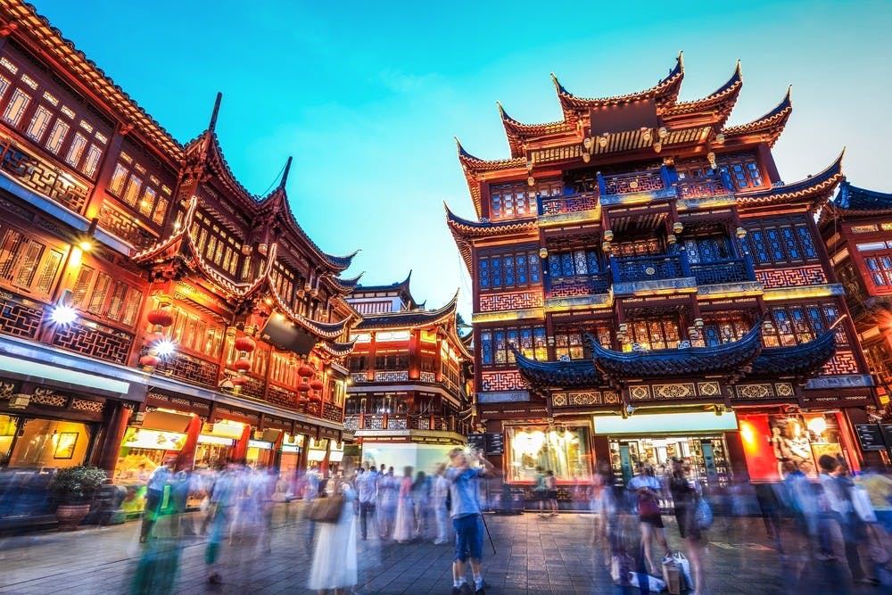 Traveling in China CLI