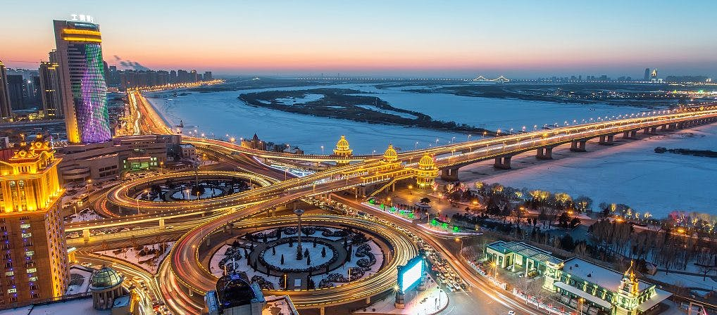 cost of living in harbin
